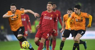 Вулверхэмптон - Ливерпуль 1:2 видео голов и обзор матча чемпионата Англии