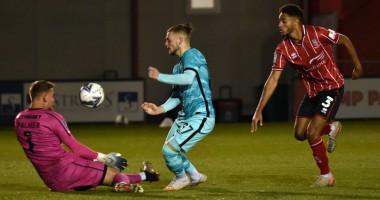 Линкольн - Ливерпуль 2:7 видео голов и обзор матча Кубка Лиги