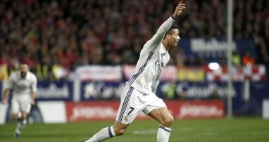 Хет-трик Роналду, который уничтожил Атлетико в дерби