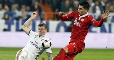 Реал – Севилья 3:0 Видео голов и обзор матча Кубка Испании