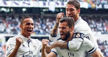 Реал Мадрид - Севилья 4:1 Видео голов и обзор матча чемпионата Испании