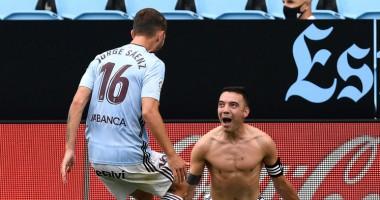 Сельта - Барселона 2:2 видео голов и обзор матча чемпионата Испании