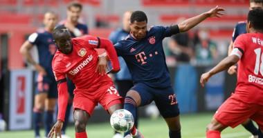 Байер - Бавария 2:4 видео голов и обзор матча Бундеслиги