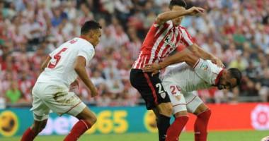 Атлетик Бильбао - Севилья 3:1 Видео голов и обзор матча чемпионата Испании