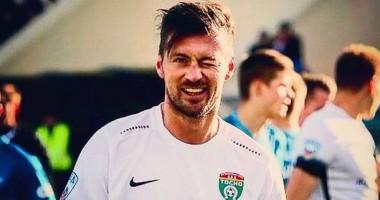 Милевский забил за Тосно в товарищеском матче