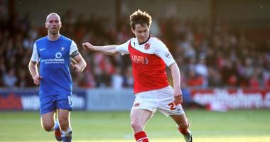 Фееричные голы игрока из третьего дивизиона Англии, забитые за три минуты
