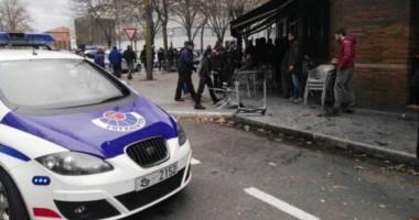 Фанаты Алавеса жестоко избили болельщиков Барселоны