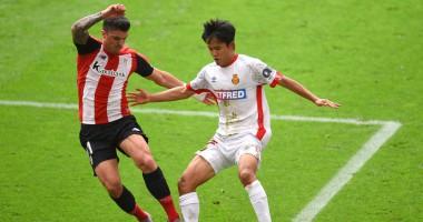 Атлетик - Мальорка 3:1 видео голов и обзор матча Ла Лиги