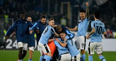 Лацио - Интер 2:1 видео голов и обзор матча Серии А