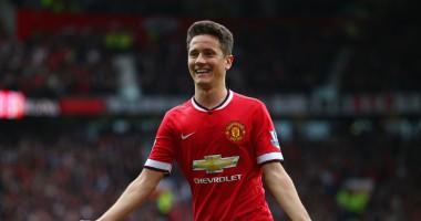 Полузащитник Манчестер Юнайтед почувствовал себя вратарем и вытащил нереальный мяч
