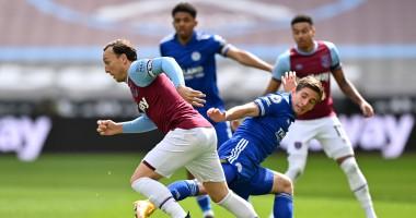 Вест Хэм — Лестер 3:2 видео голов и обзор матча чемпионата Англии