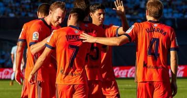 Сельта - Реал Сосьедад 2:3 видео голов и обзор матча
