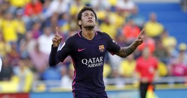 Лас-Пальмас - Барселона 1:4 Видео голов и обзор матча чемпионата Испании