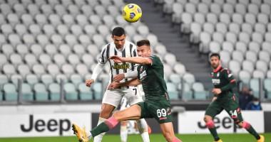 Ювентус - Кротоне 3:0 видео голов и обзор матча чемпионата Италии