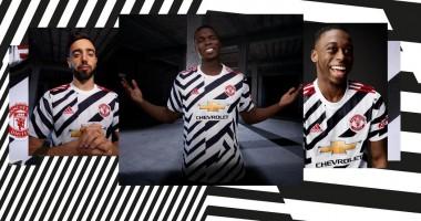 Манчестер Юнайтед представил третий необычный комплект формы