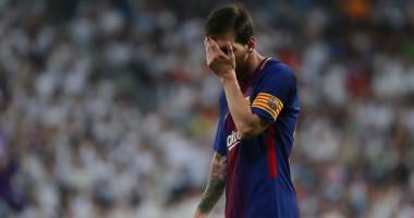 Месси оскорбил Рамоса во время матча за Суперкубок Испании