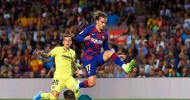 Барселона - Вильярреал 2:1 Видео голов и обзор матча Ла Лиги