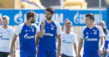 Шальке с Коноплянкой начал подготовку к новому сезону