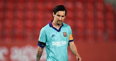 """""""Все знают, кто лучший"""": Барселона - об отмене вручения Золотого мяча"""