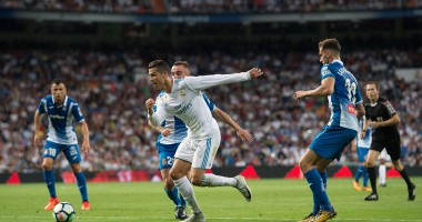 Реал Мадрид - Эспаньол 2:0 видео голов и обзор матча чемпионата Испании