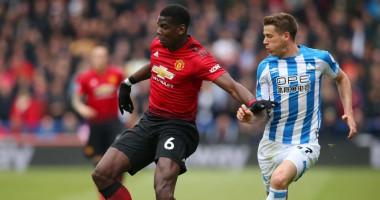 Хаддерсфилд - Манчестер Юнайтед 1:1 видео голов и обзор матча АПЛ