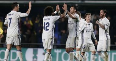 Вильярреал - Реал Мадрид 2:3 Видео голов и обзор матча чемпионата Испании
