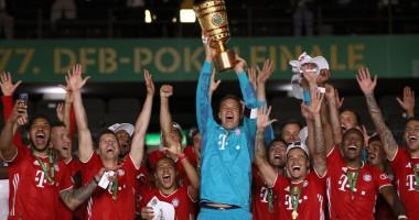 Бавария - обладатель Кубка Германии сезона 2019/20
