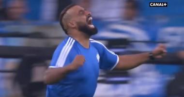 Сумасшедший фанат Марселя забил гол в ворота соперника и заплакал, словно девочка