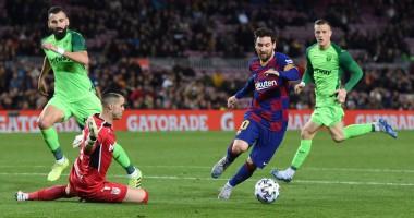 Барселона - Леганес 5:0 видео голов и обзор матча Кубка Испании