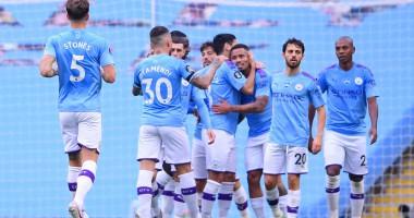 АПЛ: Манчестер Сити с Зинченко обыграл Борнмут, Тоттенхэм расправился с Ньюкаслом
