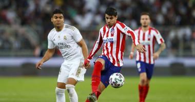 Реал - Атлетико 0:0 (4:1) Видео серии пенальти и обзор матча Суперкубка Испании
