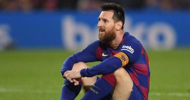 Отец Месси: Маловероятно, что Лео останется в Барселоне