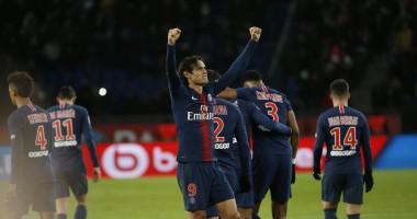 ПСЖ - Ренн 4:1 видео голов и обзор матча чемпионата Франции