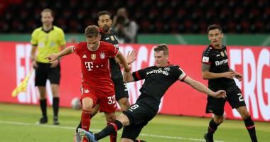 Байер - Бавария 2:4 видео голов и обзор финального матча Кубка Германии
