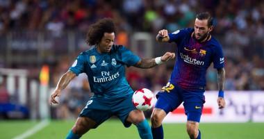 Барселона - Реал 1:3 Видео голов и обзор матча
