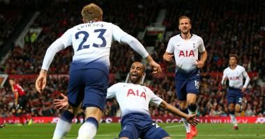 Манчестер Юнайтед – Тоттенхэм 0:3 видео голов и обзор матча АПЛ