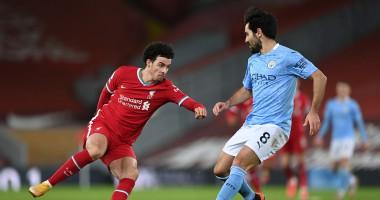 Ливерпуль — Манчестер Сити 1:4 Видео голов и обзор матча