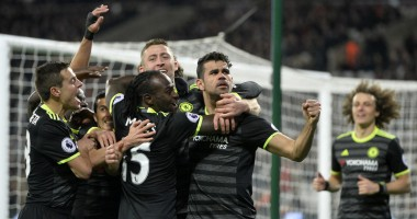 Вест Хэм - Челси 1:2 Видео голов и обзор матча чемпионата Англии