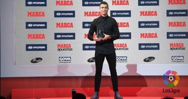 Роналду – лучший игрок Примеры по мнению авторитетного издания