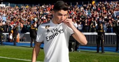 Реал официально представил новичка команды