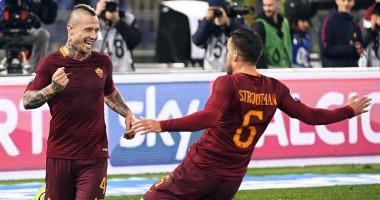 Рома - Фиорентина 4:0 Видео голов и обзор матча чемпионата Италии