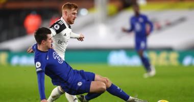 Фулхэм - Челси 0:1 видео голов и обзор матча чемпионата Англии