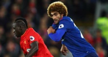 Ливерпуль - Манчестер Юнайтед 0:0 Обзор матча чемпионата Англии