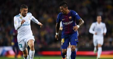 Барселона - Реал: видео онлайн трансляция матча Примеры