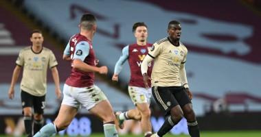 Астон Вилла - Манчестер Юнайтед 0:3 видео голов и обзор матча чемпионата Англии