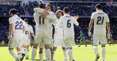 Реал Мадрид – Леганес 3:0 Видео голов и обзор матча чемпионата Испании