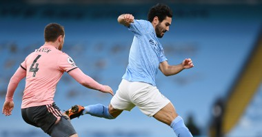 Манчестер Сити — Шеффилд Юнайтед 1:0 видео гола и обзор матча