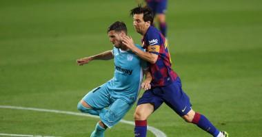 Барселона - Леганес 2:0 видео голов и обзор матча Ла Лиги