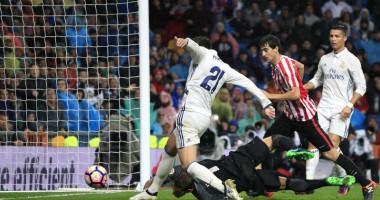 Реал Мадрид - Атлетик 2:1 Видео голов и обзор матча чемпионата Испании