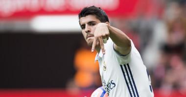 Нападающий Реала трогательно попрощался с командой